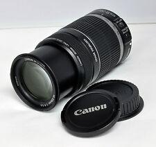 Canon EF-S 55-250mm f/4-5.6 IS Zoom Lens for EOS 60D Rebel t6i t5i t4i t3i XSi