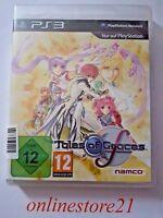 Tales of Graces F PlayStation 3  NEU PS3