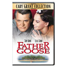 Father Goose (1964) DVD, Cary Grant Collection, Romantic Comedy (Factory Sealed)