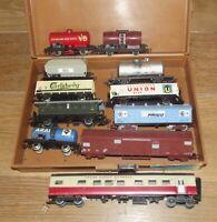 11 Ancienne maquette Ferroviaire jouet Wagon Jouef citerne Carlsberg Märklin