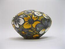 BAGNI RAYMOR Italian Art Pottery Vase Rare Decor Large