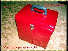 BEAUTY CASE MAKE UP NAIL VALIGETTE VALIGETTA VALIGIA PORTA TRUCCHI COFANETTO