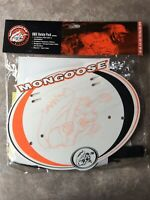 NOS Mongoose Bmx Number Plate Variety Pack Old School Bmx Mid School