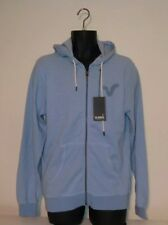 VOI JEANS BABY BLUE COLOUR FULL ZIP UP HOODIE. SIZE M. BNWT