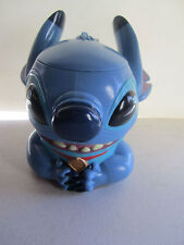 Disney Lilo & Stitch Alien Cup Mug Disney On Ice Souvenir Flip Top Lid
