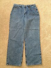 Women's Riders Size 12 Medium Classic-Rise, Relaxed Denim Jeans
