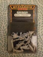 Warhammer 40K Tyranids Tyranid Warrior w/ Devourer 8037H NEW AND SEALED