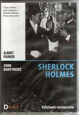 Sherlock Holmes (1922) EDIZIONE RESTAURATA - DVD NUOVO