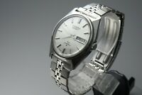Vintage 1972 JAPAN SEIKO LORD MATIC WEEKDATER 5606-7000 23Jewels Automatic.