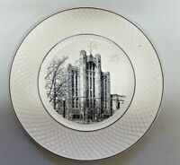Spode's Mansard Copeland 1964 Detroit The Masonic Temple Collector's Plate