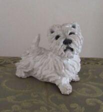 Ron Hevener West Highland White Terrier (Westie) Figurine Figure