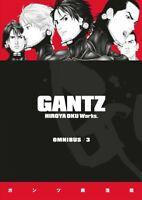 Gantz Omnibus 3, Paperback by Oku, Hiroya; Johnson, Matthew (TRN), Brand New,...