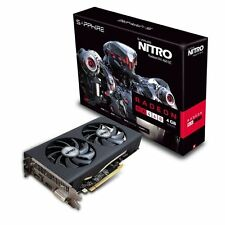 Sapphire Radeon RX 460 NITRO 4GB GDDR5 OC PCI-E Video Card HDMI DVI DP Crossfire