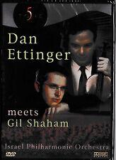Dan Ettinger Meets Gil Shaham / Israel Philharmonic Orchestra / DVD / NEU & OVP!