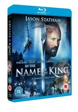 IN THE NAME OF THE KING A DUNGEON SIEGE TALE BLU RAY JASON STATHAM BURT REYNOLDS