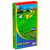 Grafix Target Hoop-It Golf Indoor Outdoor Activity Ages 5+ Golf Garden Game