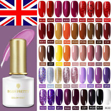 BORN PRETTY 6ml UV Gel Nail Polish Rose Gold Thermal Color Changing Gel Varnish