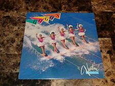 The Go Go's Rare Factory Sealed Vinyl Record Vacation Belinda Carlisle Pop Rock