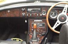 MGB & GT 1970 - 1974 WALNUT  WOOD DASH TRIM KIT