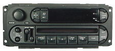 EQ DODGE 03 04 05 RAM Stock Radio AM/FM CD Player Factory OEM Stereo 06 Voyager