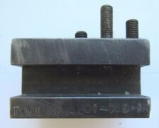 LATHE CUT OFF TOOL, PART OFF, PARTING NO A601-785-1X FREE SHIPPING QE