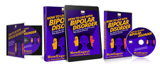 Live With Bipolar Disorder(Ebook + Audio + Online Video Course) - HowExpert