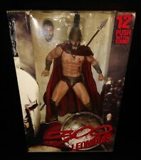 "NECA 12"" Speaking King Leonidas - 300"