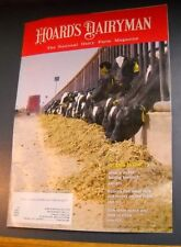 HOARD'S DAIRYMAN MAGAZINE SEP 25 2013 NATIONAL DAIRY FARM WHATS FEEDING HORIZON