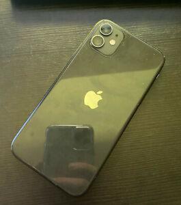 Black Apple iPhone 11 64GB /Verizon