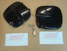 Subaru Impreza Niebla, Spot Lámpara Cubiertas, Soportes, calcomanías 99-00 STI/WRX Plástico
