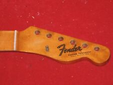 Fender 1965 Maple Custom Telecaster Neck