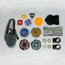 New Top Metal Master Rapidity Fight Rare 4D Launcher Grip Beyblade Toy Set