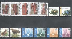 (871758) Birds, Cars, Royalty, Buzin, Belgium