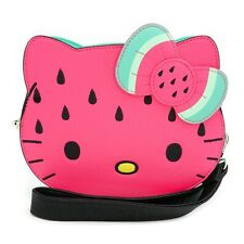 Loungefly Sanrio Hello Kitty Watermelon Crossbody Bag Purse NEW IN STOCK