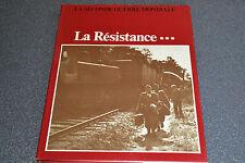 La résistance tome 3  La seconde guerre mondiale  ED. COLOMB (F4)