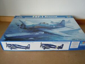 Trumpeter F8F-1 Bearcat 1:32nd Scale