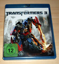 Blu Ray Film - Transformers 3 - Michael Bay
