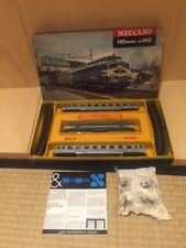 TRAIN MECCANO HORNBY-ACHO - complet - en boîte - 6150 - LE VENDEEN -État Neuf