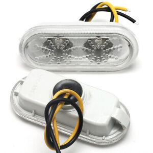 LED SEITENBLINKER SET für VW BORA PASSAT LUPO GOLF SEAT ALHAMBRA FORD FOGUS