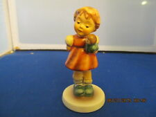 Hummel Goebel Figurine Puppet Princess #2103/A Membership Year 2001/02
