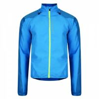 Dare2b Unveil Mens Water Repellent Wind Resistent Windshell Methyl Blue