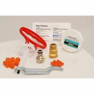 Reinigungsset für Zapfanlage und Keg - klein - mit 28mm Reinigungsadpter