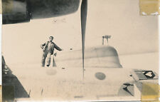 WWII 1945 US Navy PBY Catalina Airplane Air Gunner School Miami FL Photo #6