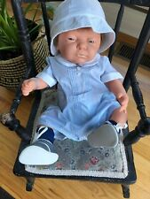 "Berjusa Newborn Anatomically Correct Baby boy Doll 20"" Vinyl"