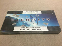 Eternity Jigsaw Puzzle Board Game Original 2003 Vintage Brand New Complete