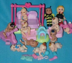Meg Jakks BABY IN MY POCKET Dolls & Accessories