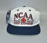 1998 NCAA Final Four Men's Basketball Logo 7 Vintage Snapback Cap Hat - NWT