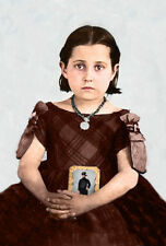 Children of the Civil War 11 x 14'  Photo Print