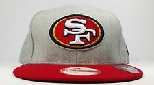 New Era San Francisco 49ers 9Fifty Bind Back Speed On Field Snapback Hat Cap NFL