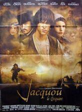 JACQUOU LE CROQUANT - L.Boutonnat - 47x63 FRENCH POSTER